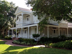 Beautiful homes in Apalachicola