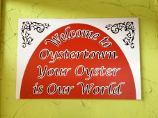 Oyster country, Florida