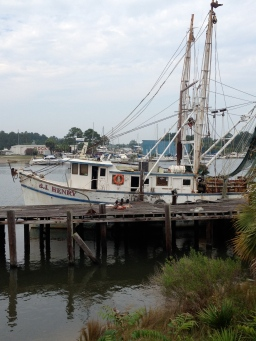 Carrabelle marina