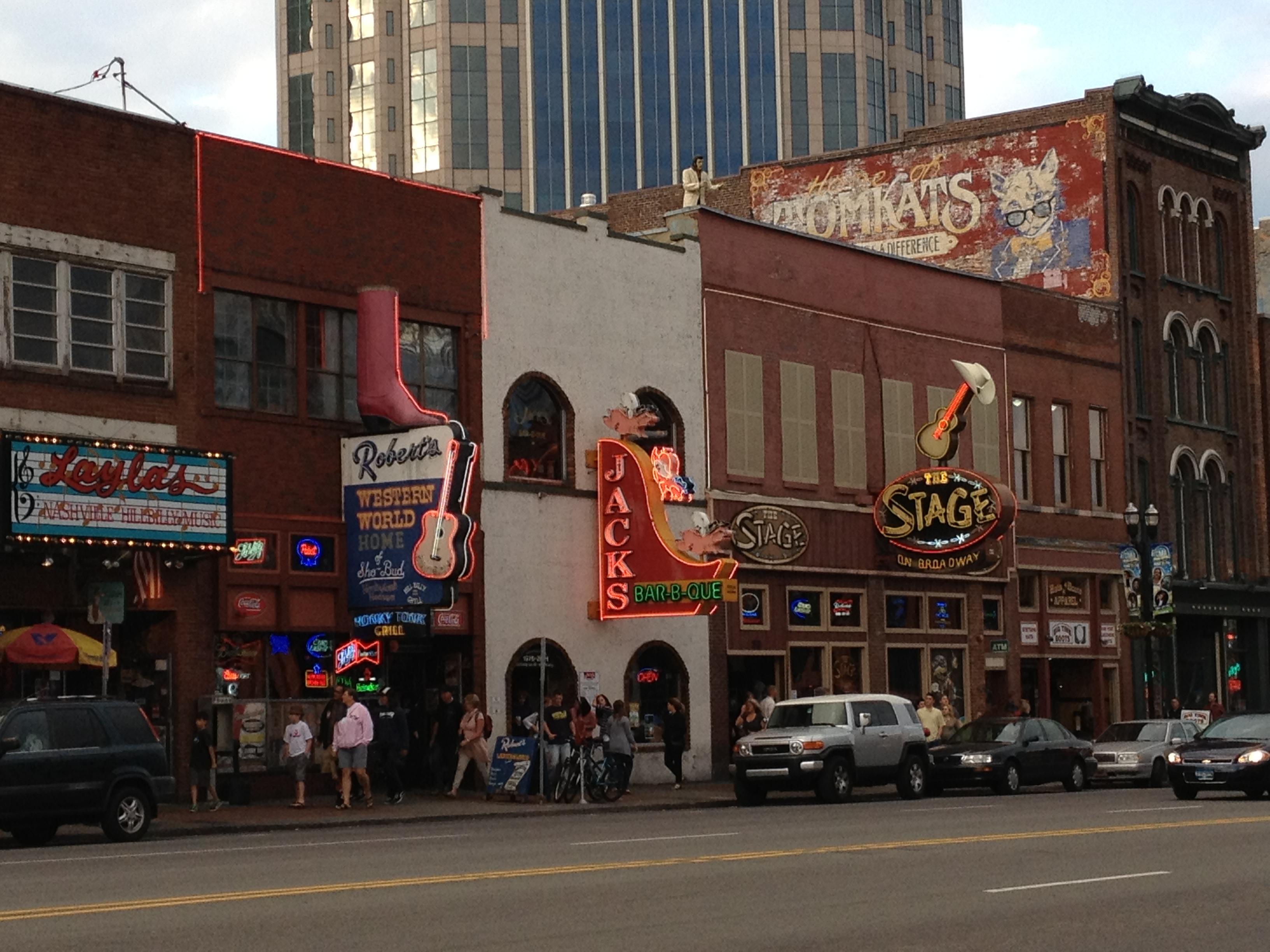 My Newest Favorite City Nashville WAYWARD BOUND