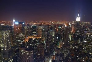Photo source: http://www.123rf.com/photo_7530537_new-york-city-manhattan-skyline-night-panorama-aerial-view-with-empire-state-building-and-skyscraper.html