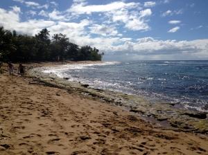 Maria's Beach, Rincón, Puerto Rico