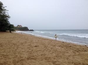 Domes Beach, Rincón, Puerto Rico