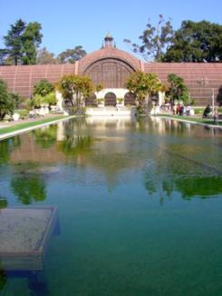Koi Pond at Balboa Park