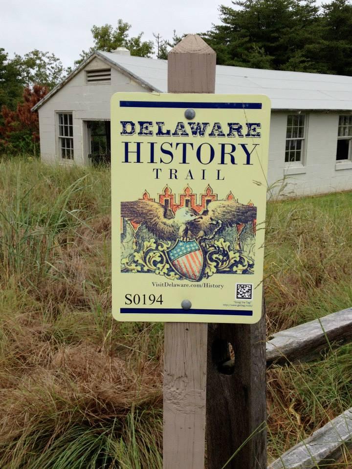 Delaware History Trail